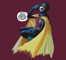 Damian Wayne is not dead by kouta928