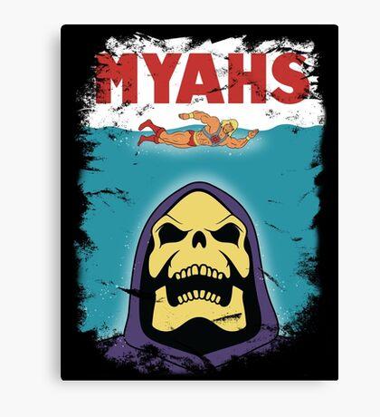 MYAHS Canvas Print