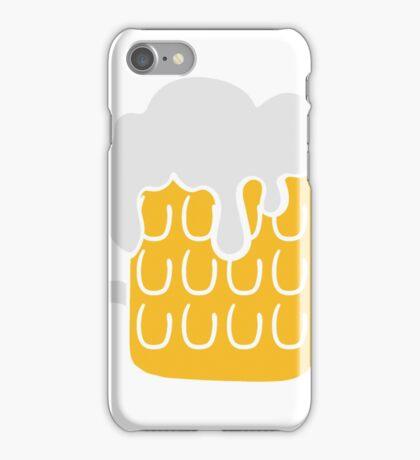 durst logo bier krug saufen trinken party feiern spaßtrinken alkohol symbol cool shirt oktoberfest  iPhone Case/Skin