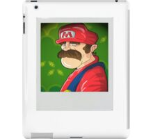Itsa me! iPad Case/Skin