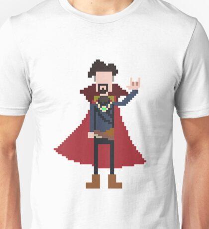 8-Bit Doctor Strange Unisex T-Shirt