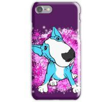 English Bull Terrier Cartoon  iPhone Case/Skin