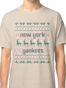 Christmas New York Yankees Classic T-Shirt