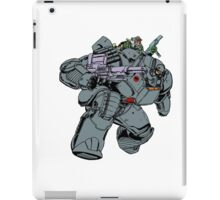 Genoshan Magistrate iPad Case/Skin