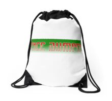 Fence Jumper Drawstring Bag