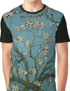 Van Gogh- Almond Blossoms Graphic T-Shirt