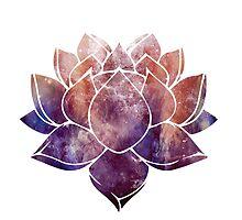 Buddhist Lotus Flower by ohdeer