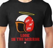 Driver  look in the mirror Unisex T-Shirt