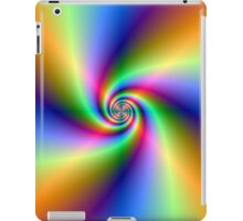 Psychedelic Four Winds Spiral iPad Case/Skin