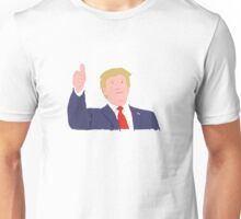 Trump Giving a Thumbs up Unisex T-Shirt