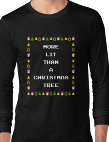 Lit Christmas Long Sleeve T-Shirt