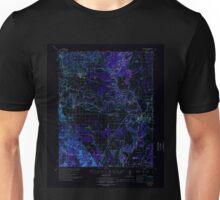 USGS TOPO Map Arkansas AR Newport 260221 1966 62500 Inverted Unisex T-Shirt