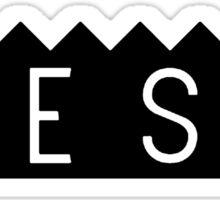 BONES (SESH) Sticker