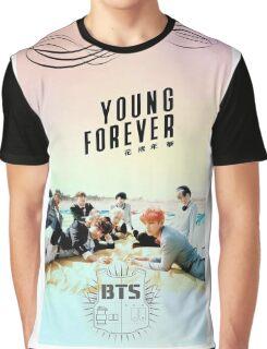 BTS  Bangtan Boy Jungkook Graphic T-Shirt