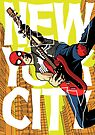New York City by butcherbilly