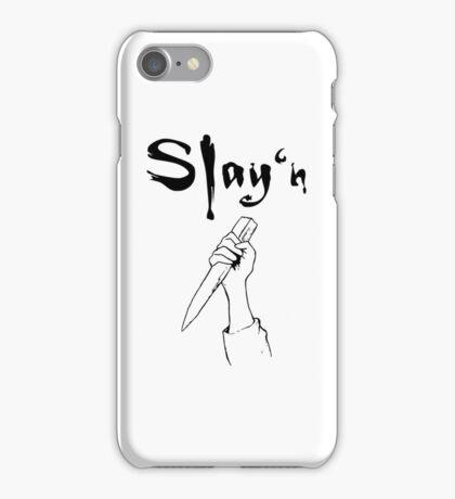 Slay'n iPhone Case/Skin