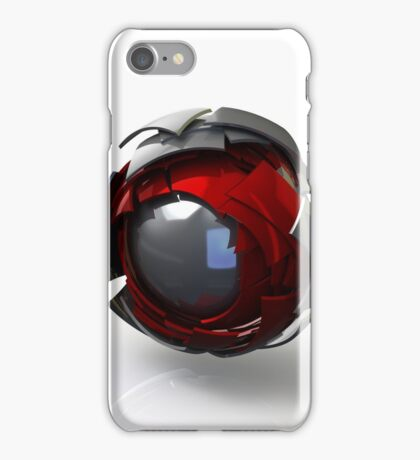 Iron man Ball iPhone Case/Skin