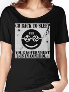 Go Back To Sleep - 2014 Women's Relaxed Fit T-Shirt