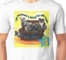 Koala Infestation Unisex T-Shirt