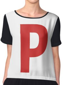 Penny Pingleton Is Permanently, Positively Punished! Chiffon Top