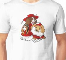 The Spaniel Inquisition Unisex T-Shirt
