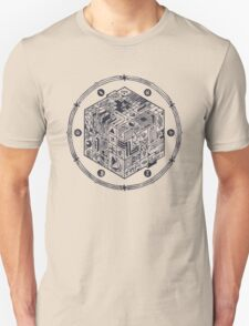The Folly of Time and Space, Explained T-Shirt