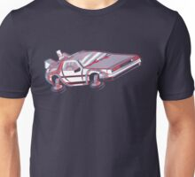 3-Delorean Unisex T-Shirt