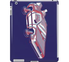 3-Delorean iPad Case/Skin