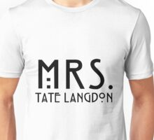 mrs tate langdon Unisex T-Shirt