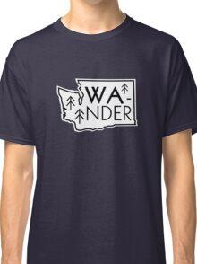 Wander Washington Classic T-Shirt