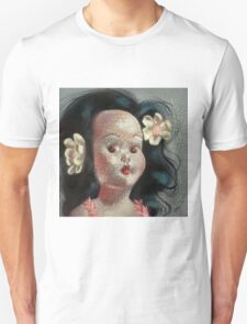 I'm Fine #9, (Hawaiian Doll) Unisex T-Shirt