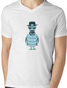 HeisenBird Mens V-Neck T-Shirt