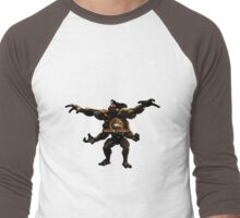 Goro MK Men's Baseball ¾ T-Shirt