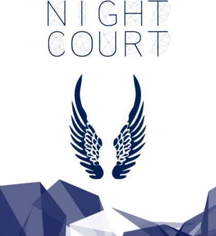Night Court Sticker