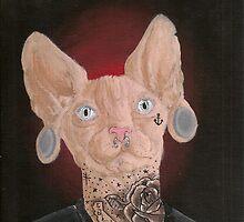 alley cat joe by Agapedesignjc