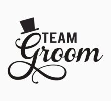 Team Groom t-shirt by beakraus