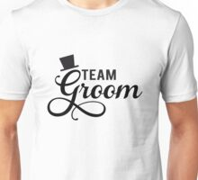Team Groom t-shirt Unisex T-Shirt