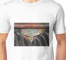 Old Ford Emblem Graphic Shirt 2 Unisex T-Shirt