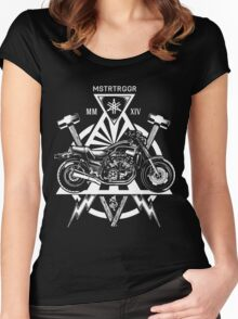 V max Women's Fitted Scoop T-Shirt