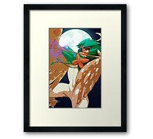 Decidueye Framed Print