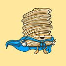 Captain Pancake Descends! by nickv47