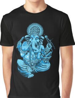 Ganesh Loves Vector! Graphic T-Shirt