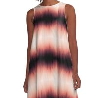 Frequency A-Line Dress
