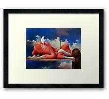 Sueño Framed Print