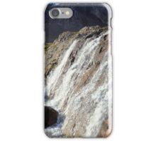 White cascades iPhone Case/Skin