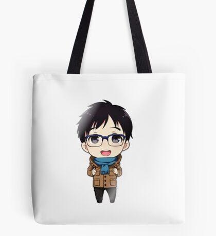 Yuri!!! on Ice Chibi Yuuri 2 Tote Bag