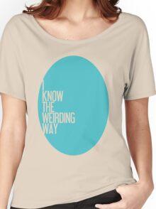 The Weirding Way Women's Relaxed Fit T-Shirt