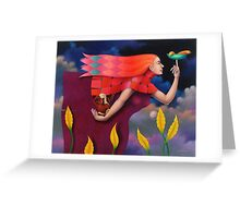 Sublimidad Greeting Card