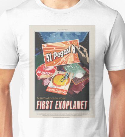 51 PEGASI b Unisex T-Shirt