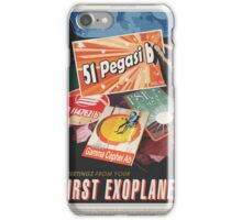 51 PEGASI b iPhone Case/Skin